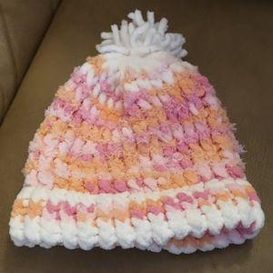 🇨🇦 Handmade Infant Knit Hat